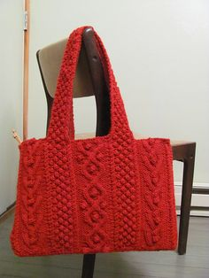Debbie Bliss Tweed Shoulder Bag 42
