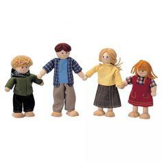 Dollhouse Casual Doll Family-$17.99 oompa