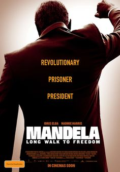 Starring Idris Elba and Naomie Harris, MANDELA: LONG WALK TO FREEDOM is based on South African President Nelson Mandela's autobiography, which chronicles his early life, coming of age, education and 27 years in prison before becoming President and working to rebuild the country's once segregated society. (2013)