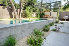 modern above ground pool
