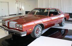 1977 Oldsmobile Cutlass Supreme.