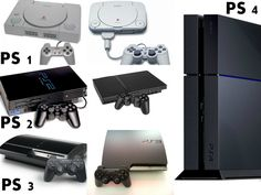 Proud to say that I have owned each and every one of these PlayStation consoles. Time flies!