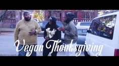 Happy Thanksgiving ! ? From the heARTofCOOL.com family :hearts: Love & Light ? We present to you the over night smash hit: Grey - Vegan Thanksgiving (Official Music Video) https://youtu.be/bnPg2ehsMpg ? Happy Thanksvegan