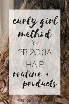 Curly Girl method for hair - How to bring your curls back! CG method, w. - Curly Girl method for hair – How to bring your curls back! CG method, wavy hair, curly h - Curly Hair 2c, Wavy Hair Tips, Wavy Hair Care, Curly Hair Types, Curly Hair Routine, Wavy Hair 2b, Curly 3a, Caring For Curly Hair, Wavy Hair