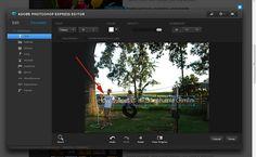 Photo watermarking tutorial using Photoshop Express (free!)