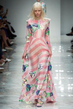 Blumarine - Spring Summer 2016 Ready-To-Wear - Shows - Vogue.it