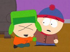 South Park stanxkyle