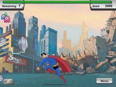 Tren de Superman