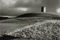 Stone tower by Fay Godwin