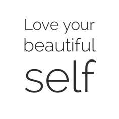 självacceptans – Lycka Med Stort L