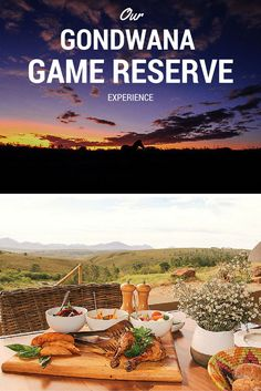 Helene Ramackers and her family took a trip to Gondwana Game Reserve in Mossel Bay, South Africa and wrote all about their exciting holiday.