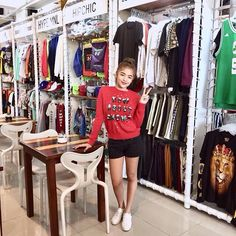 """Anndrew Blythe on Instagram: """"Complete your shopping list @empirefashioncafe"""" Filipina Actress, Filipina Beauty, 8th Grade Outfits, New Girl Style, Espanto, Girl Fashion, Fashion Outfits, Idol, Outfit Ideas"""