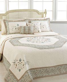 Nostalgia Home Bedding, Agnes Queen Bedspread Comforter Sets, Linen Bedroom, Bedroom Decor, Country Bedspreads, Bed Cover Design, Designer Bed Sheets, Master Bedroom Design, Home Decor Kitchen, Bed Sets