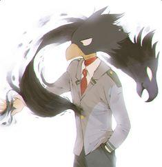 Boku no Hero Academia || Fumikage Tokoyami