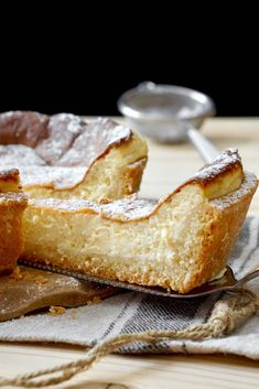 CROSTATA AL MASCARPONE | Fatto in casa da Benedetta Rossi Dessert Recipes, Desserts, Culinary Arts, Biscotti, Tart, French Toast, Food And Drink, Homemade, Breakfast