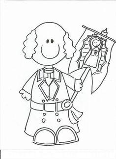 Educación Preescolar, la revista: héroes de la Independencia