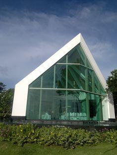 Tresna Chapel at AYANA