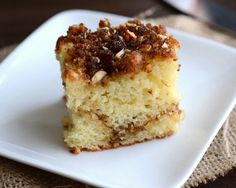 #Skinny Coffee #Cake and other Guilt Free #Dessert Recipes | Baking Beauty