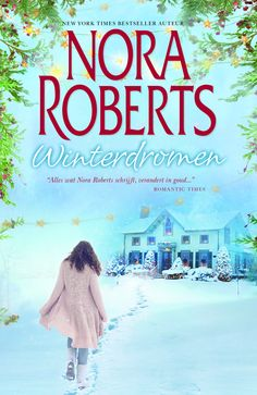Harlequin - Nora Roberts - Winterdromen #harlequin #boeken #noraroberts