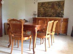 Salle à manger Régence-Louis XV