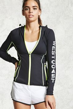 Womens Workout Special tech Yoga Jacket Full Zip Running Track Jacket