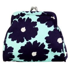 I pinned this Mallory Coin Purse in Poppy Flower Navy from the Amy Butler event at Joss and Main!