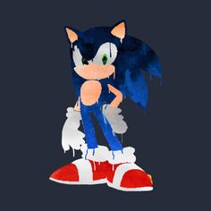 Check out this awesome 'Sonic+the+Hedgehog' design on @TeePublic!