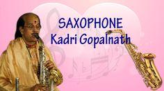 Dr. Kadri Gopalanath - #Saxophone - #Carnatic #Classical #Instrumental #Music - Medha Maale Dharisiha