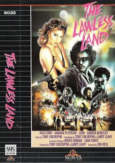 The Lawless Land (1988) Sci-fi/Action