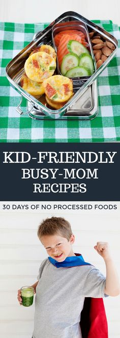 30 days of kid approved whole 30 like lunch recipes for busy parents. Meal plans, shopping lists, prep sheets... everything you need to eliminate processed foods and refined sugars as a family! gluten-free, paleo friendly.