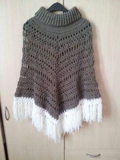 Crochet Poncho Pattern Free