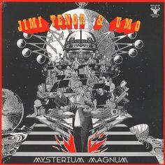 Jimi Tenor hat sich mit der Bigband UMO zusammengetan. Der hitzige Jazz von »Mysterium Magnum« macht ziemlich Druck.
