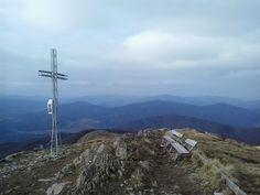 Smerek Bieszczady Poland  mountains