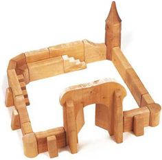 ostheimer castle blocks - there are lots of add-on pieces