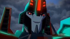 Starscream's new design for Rid Transformers!
