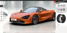 #excellence #technology #mclaren #720 Find out everything about the new McLaren 720S and choose the perfect model for you with McLarens online configurator What's new on Lulop.com http://ift.tt/2mWxC58