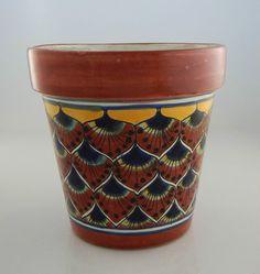 Talavera Garden Stool | Mexican Patterns | Pinterest | Mexican Garden,  Talavera Pottery And Planters