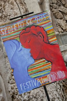 Poster della 56esima edizione del Festival dei 2Mondi