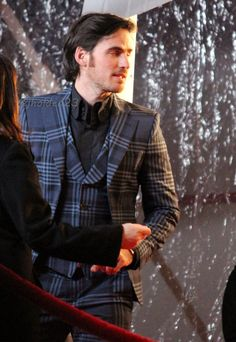 Colin O'Donoghue attends the episode celebration of 'Once Upon A Time' at Storybrooke Cannery on February 2016 in Vancouver, Canada. Captain Swan, Captain Hook, Once Upon A Time Funny, Thriller Film, The Rite, The Right Stuff, Killian Jones, Colin O'donoghue, Jennifer Morrison