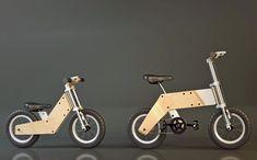 Bicicleta de madeira                                                                                                                                                                                 Mais