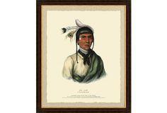 Chippewa Chief Print III