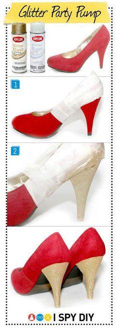 reciclar sapatos