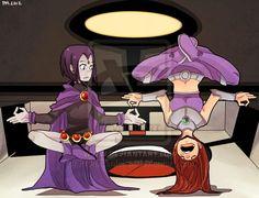 Raven: Starfire!