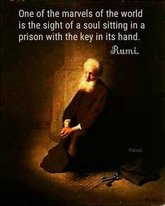 Explore inspirational, thought-provoking and powerful Rumi quotes. Here are the 100 greatest Rumi quotations on life, love, wisdom and transformation. Rumi Love Quotes, Sufi Quotes, Spiritual Quotes, Wisdom Quotes, Happy Quotes, Spiritual Love, Smile Quotes, Positive Quotes, Kahlil Gibran
