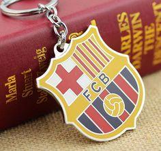 Barca Soccer Fans Souvenir Metal Keychain Bronze // FREE Shipping worldwide // #fcbarcelona #fcb #messi #barca #football #lovebarca #barcelonafc #barcelona #lionelmessi #fcbfemeni #neymar #fcbayern #lionel #footballgame #jambarca #leomessi #fcbrayo #fcblive #ligabbva