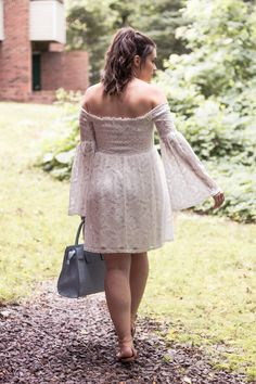 Lace and Pearl Studs - My Sweet Genevieve