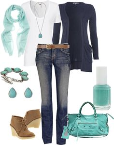 """OOTD 10"" by lkbecker on Polyvore"