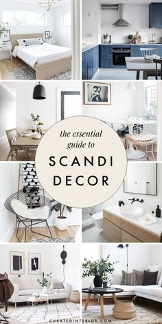 The Essential Guide to Scandinavian Decor: Learn how Scandinavian decorating can give you the minimalist home of your dreams! The Essential Guide to Scandinavian Decor: Learn how Scandinavian decorating can give you the minimalist home of your dreams! Scandi Living, Living Room Scandinavian, Minimalist Scandinavian, Minimalist Home, Scandinavian Home Interiors, Scandinavian Furniture, Scandinavian Design, Scandinavian Style Home, Nordic Design