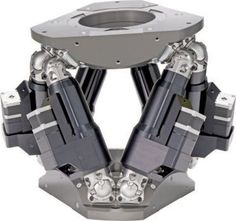 Newport Hexapod with Image Derotator