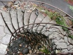 WOW!!These fellas are STONE GOD ARTISTS!!!!! Stairs